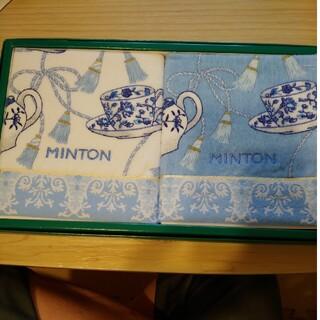 ミントン(MINTON)のMINTON ハンドタオル(タオル/バス用品)