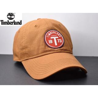 ティンバーランド(Timberland)の新品 Timberland ティンバーランド キャップ 帽子 キャメルブラウン(キャップ)