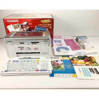 カシオ(CASIO)のCASIO カシオ プリン写ル PCP-1200(PC周辺機器)