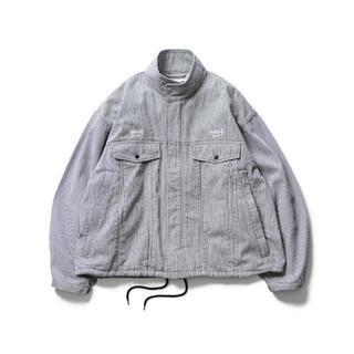 ジーディーシー(GDC)のwasted youth tightbooth t-65 hickory  XL(ブルゾン)