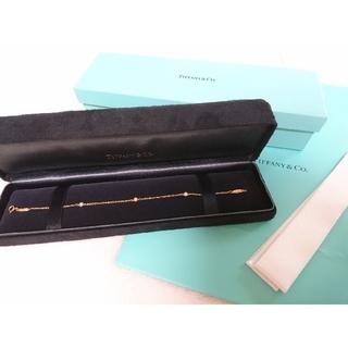 ティファニー(Tiffany & Co.)のティファニー ダイヤモンド バイ ザ ヤードブレスレット(ブレスレット/バングル)