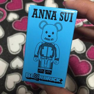 アナスイ(ANNA SUI)の気まぐれSALE♡ベアブリック/ブルー(その他)