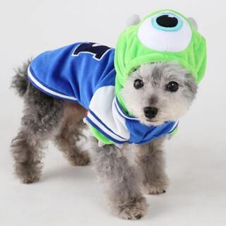ディズニー(Disney)のペットパラダイス  犬服 モンスターズインク(ペット服/アクセサリー)