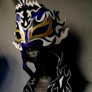 【dragon様、専用】フェニックス セミプロマスク プロレスマスク(格闘技/プロレス)