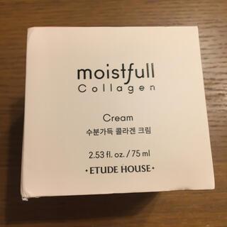 エチュードハウス(ETUDE HOUSE)のエチュードハウス モイストフル コラーゲンクリーム 75ml(フェイスクリーム)