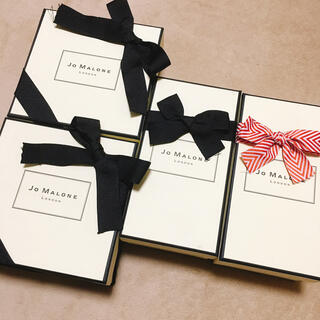 JO MALONE(ジョーマローン) ギフトボックス、空箱セット