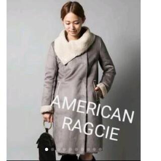 アメリカンラグシー(AMERICAN RAG CIE)のAMERICAN RAG CIE アメリカンラグシー★フェイクムートンコート(ムートンコート)