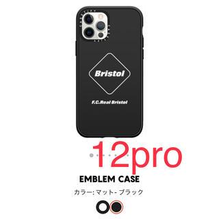 エフシーアールビー(F.C.R.B.)のブリストル Bristol CASETiFY  iPhone12.12PRO(iPhoneケース)