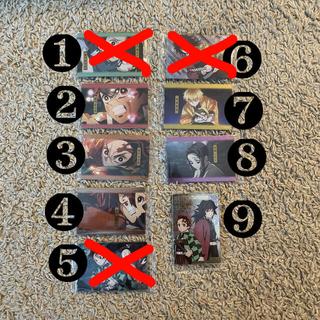 バンダイ(BANDAI)の鬼滅の刃ウエハース2  カード(カード)