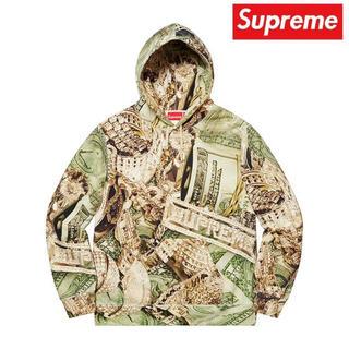 シュプリーム(Supreme)のSupreme シュプリーム Bling Hooded Sweatshirt (パーカー)