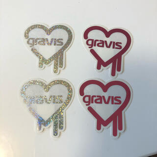 グラビス(gravis)のgravis グラビス ステッカー(スニーカー)