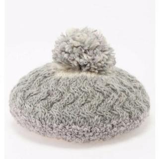 SM2 - SM2  ニットベレー帽