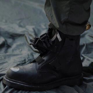 ダブルタップス(W)taps)の26.5~27cm マーチン タップス wtaps Dr.martensブーツ(ブーツ)