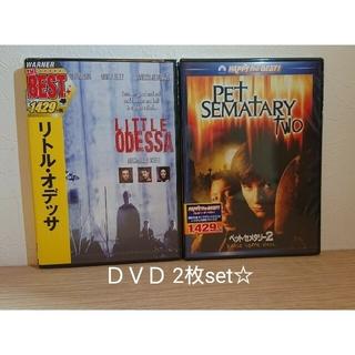 エドワードファーロング DVD 2枚セット(外国映画)