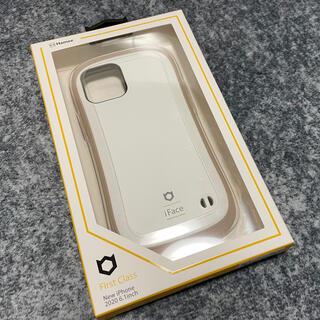 アイフォーン(iPhone)のiPhone12 ケース iFace カフェオレ(iPhoneケース)