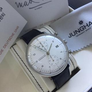 ユンハンス(JUNGHANS)の値下げ Junghans max bill chronoscope(腕時計(アナログ))