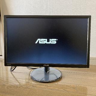 エイスース(ASUS)のASUS VP228HE ゲーミング向き ディスプレイ 21.5型 フルHD(PC周辺機器)