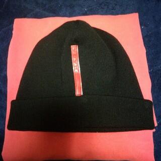 プラダ(PRADA)のしん様専用 クリスマスお値下げプラダニット帽(ニット帽/ビーニー)