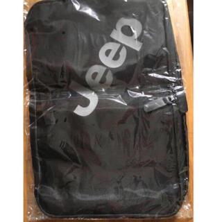 【新品・非売品】JEEP ジープ ノベルティ オリジナル メッシュボックス