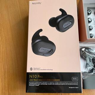 Nuarl N10 Pro 完全ワイヤレスイヤホン ノイズキャンセリング(ヘッドフォン/イヤフォン)