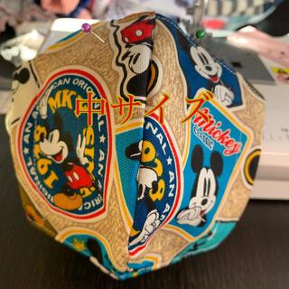 マスク(THE MASK)の即日発送 ディズニー ミッキー(外出用品)
