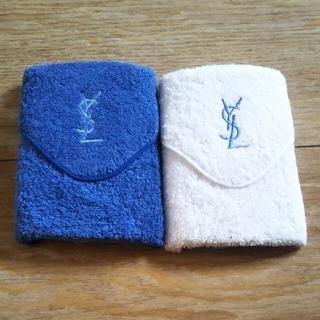 イヴサンローランボーテ(Yves Saint Laurent Beaute)の☆新品☆イヴ・サンローラン☆ハンド タオル(ハンカチ)