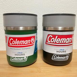 コールマン(Coleman)の2本セット 新品 コールマン 缶ホルダー 日本未発売(食器)