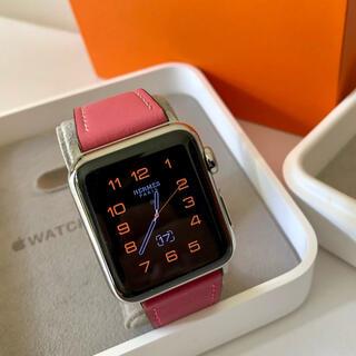 エルメス(Hermes)の美品 Apple Watch HERMES 38mm(腕時計(デジタル))