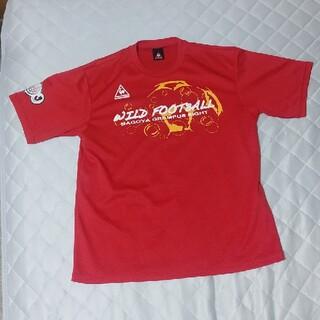 ルコックスポルティフ(le coq sportif)のルコックle coq名古屋グランパスTシャツ(ウェア)