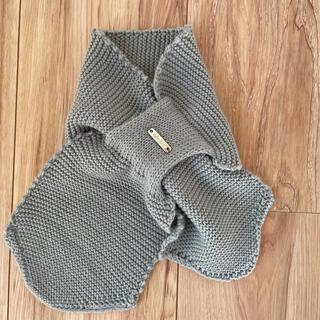 キャラメルベビー&チャイルド(Caramel baby&child )のcondorスカーフ(マフラー/ストール)