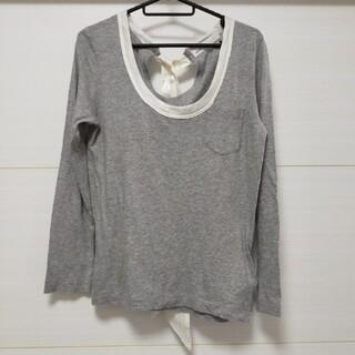 サカイラック(sacai luck)のsacai luck サカイラック ロンT トップス(Tシャツ(長袖/七分))