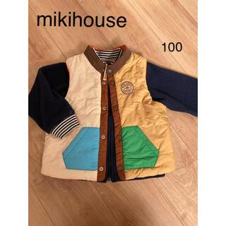 ミキハウス(mikihouse)のミキハウス キッズ アウター100(ジャケット/上着)