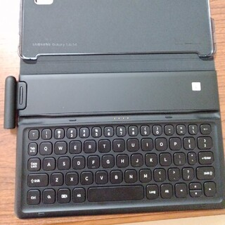 ギャラクシー(Galaxy)のGalaxy Tab S4 純正キーボード(タブレット)