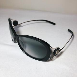 ロエベ(LOEWE)の良品 ロエベ サングラス SLW543 ブラック系(サングラス/メガネ)