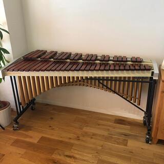 斎藤楽器製作所 4オクターブ セミコンサートマリンバ(木琴)