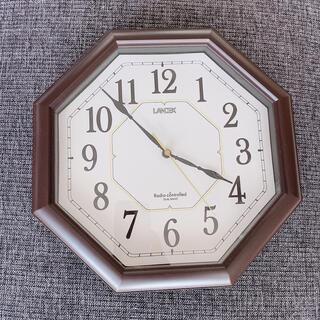 カシオ(CASIO)のLANDEX  壁掛け時計  八角形(掛時計/柱時計)