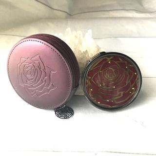 シセイドウ(SHISEIDO (資生堂))の資生堂 花椿CLUB ノベルティ ミラー 鏡 コンパクト 新品未使用(ミラー)