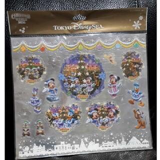 ディズニー(Disney)の☆★新品未開封★Disney Christmas2014/ウィンドウステッカー(その他)
