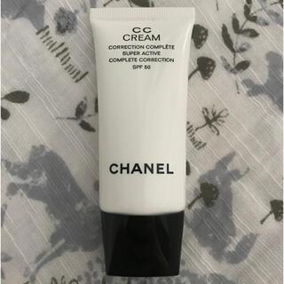 シャネル(CHANEL)のCHANEL CCクリーム 新品未使用(CCクリーム)