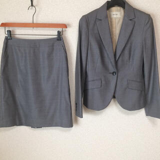 ボールジィ(Ballsey)のボールジィ スカートスーツ 38 W68 入学入園 面接 シルク 絹混 DMW(スーツ)