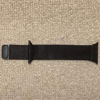 アップル(Apple)のApple Watch純正バンド ミラネーゼループ40mm(金属ベルト)