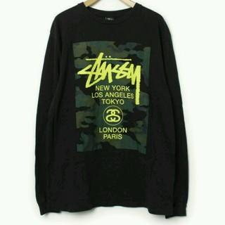 ステューシー(STUSSY)のSTUSSY ロンT ステューシー(Tシャツ/カットソー(七分/長袖))