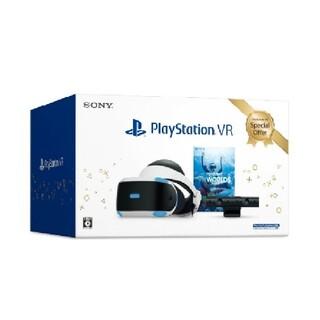 プレイステーションヴィーアール(PlayStation VR)のPlayStation VR スペシャルオファー 2020 Winter(家庭用ゲーム機本体)