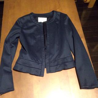 ナチュラルビューティーベーシック(NATURAL BEAUTY BASIC)のジャケット2枚セット(ノーカラージャケット)
