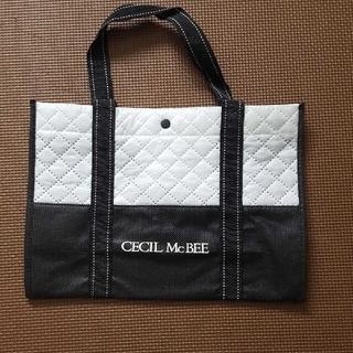 セシルマクビー(CECIL McBEE)の【新品未使用品】CECIL McBEE セシルマクビー ショップ袋(ショップ袋)