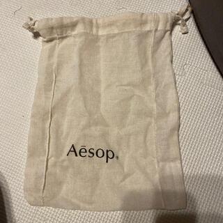イソップ(Aesop)のイソップ巾着 袋(ポーチ)
