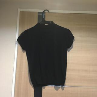 セシルマクビー(CECIL McBEE)のニット(Tシャツ/カットソー(半袖/袖なし))