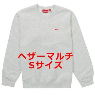 シュプリーム(Supreme)の20aw supreme small box crewneck S(スウェット)