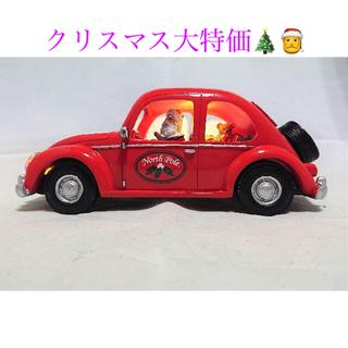 クリスマス オルゴール 車型(オルゴールメリー/モービル)