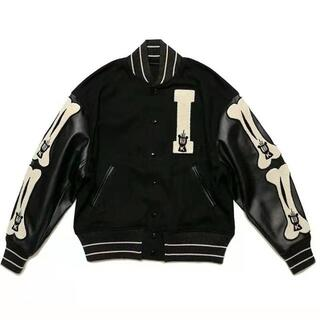 キャピタル(KAPITAL)のKAPITAL 40'S WOOL I-FIVE VARSITY JACKET(スタジャン)